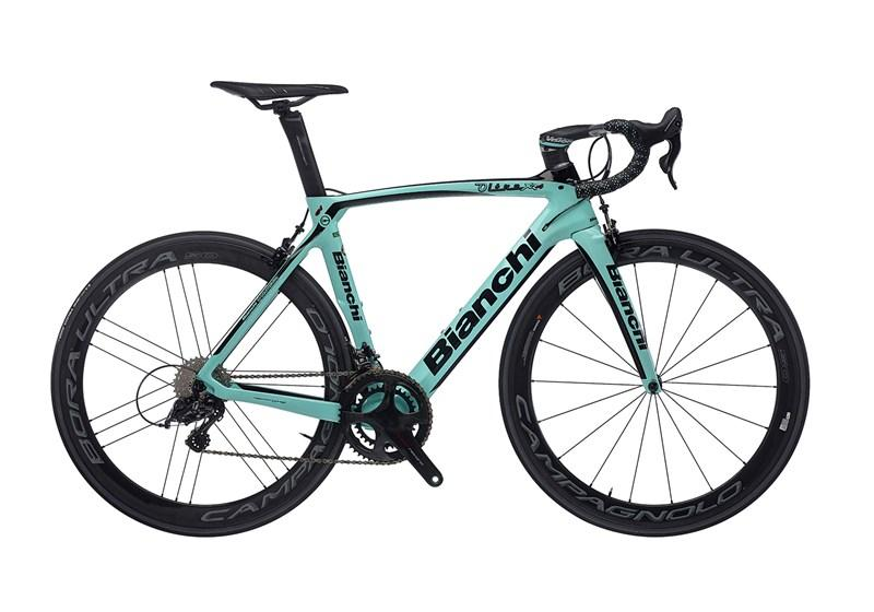 Bianchi Oltre XR4 Dura Ace 11sp Compact