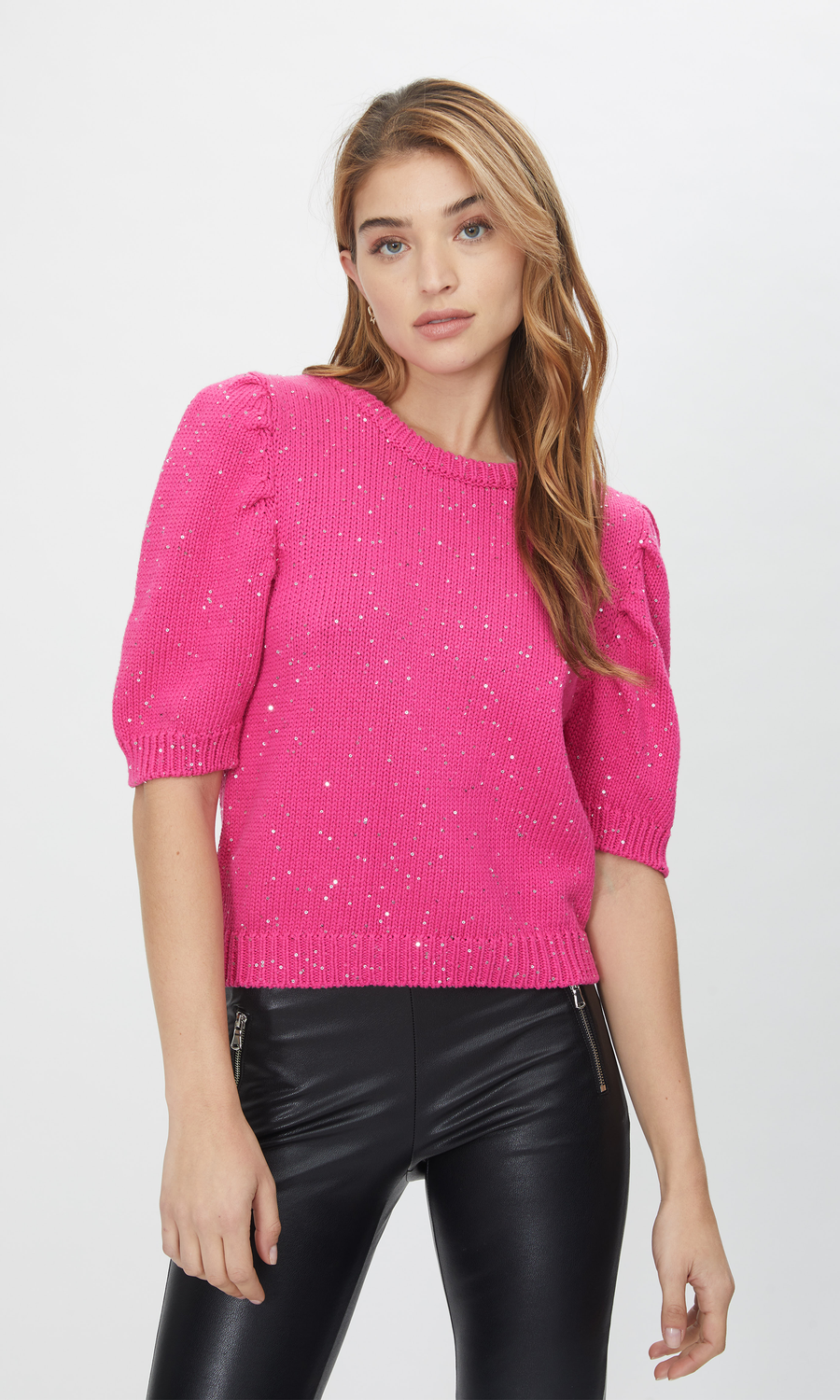 Maya Sequins Sweater