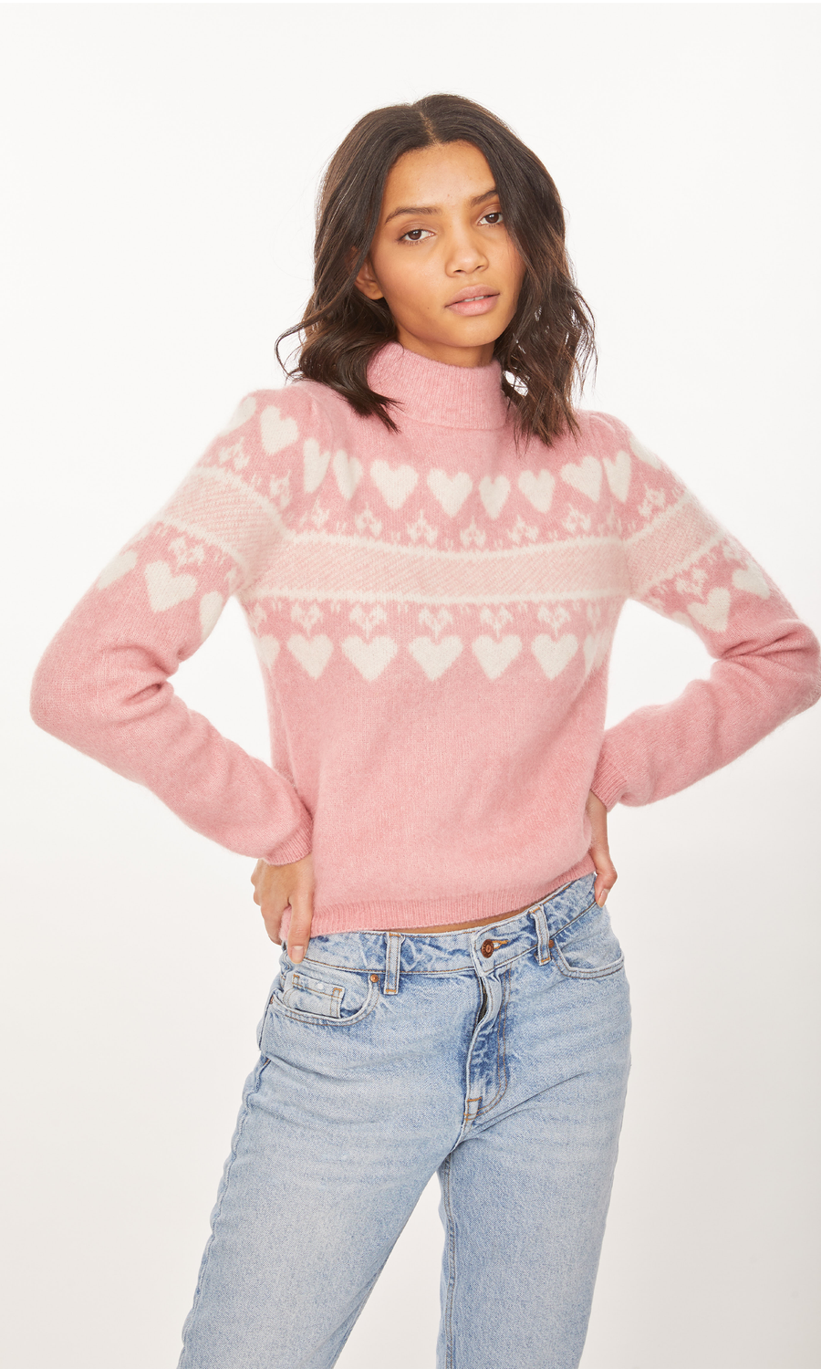 Charlie Heart Sweater