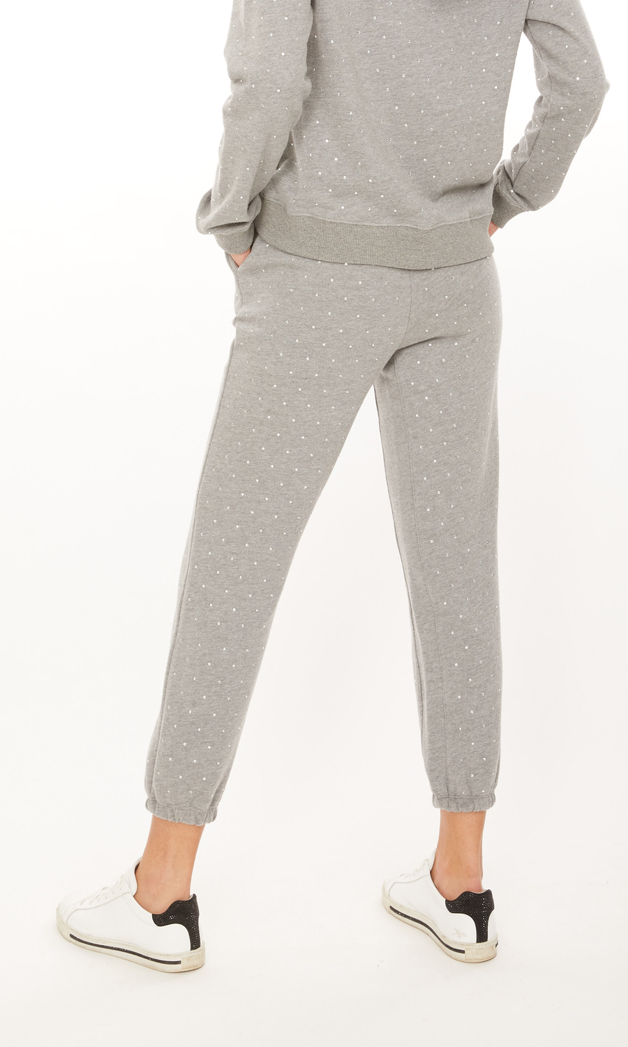 Rowe Crystal Sweatpants