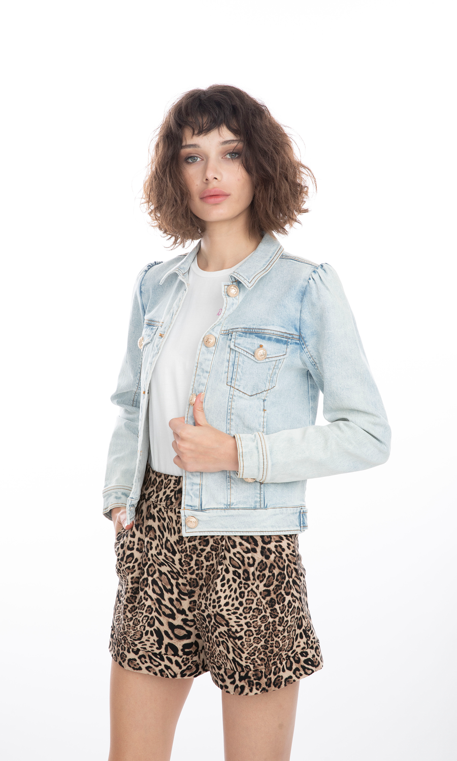 Skye Denim Jacket