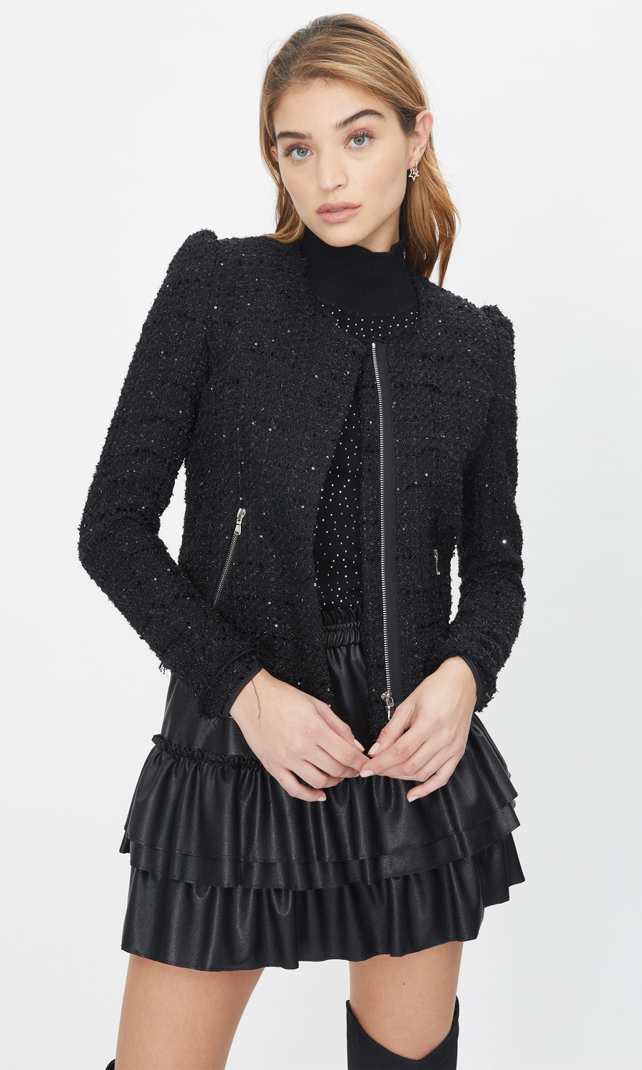 Anna Tweed Jacket