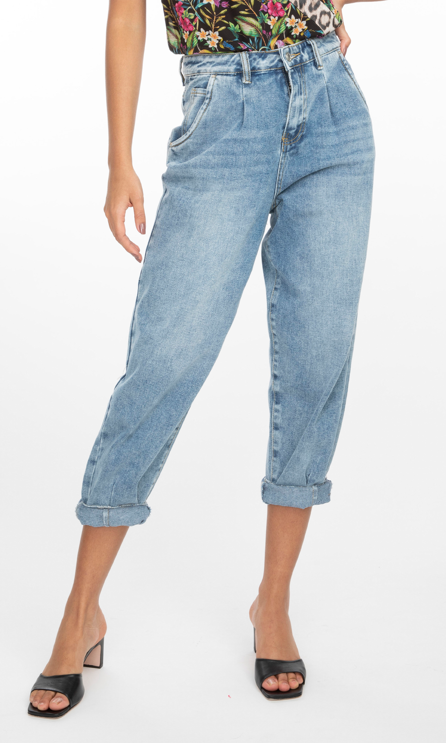 Rosie Denim Pants