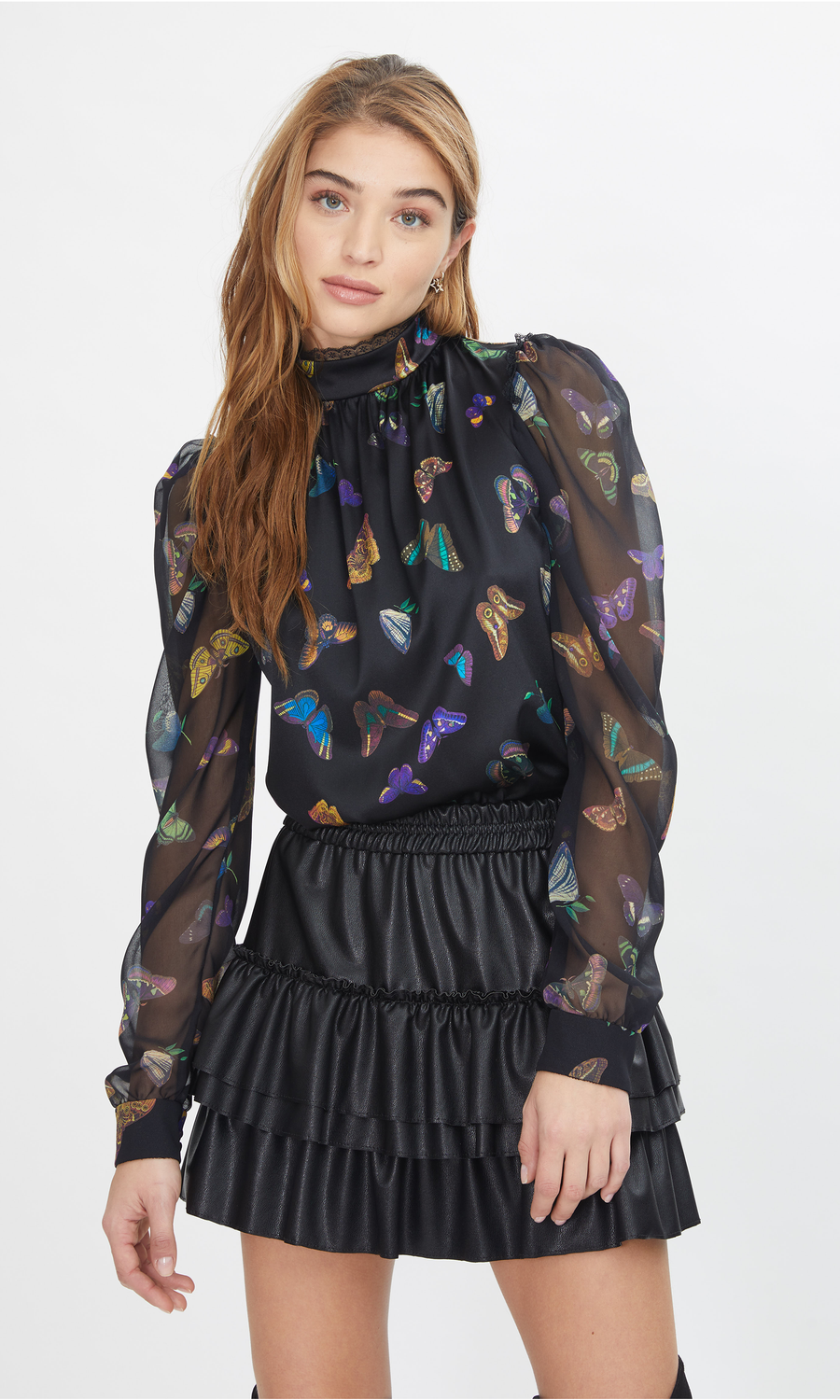 Estella Butterfly Blouse