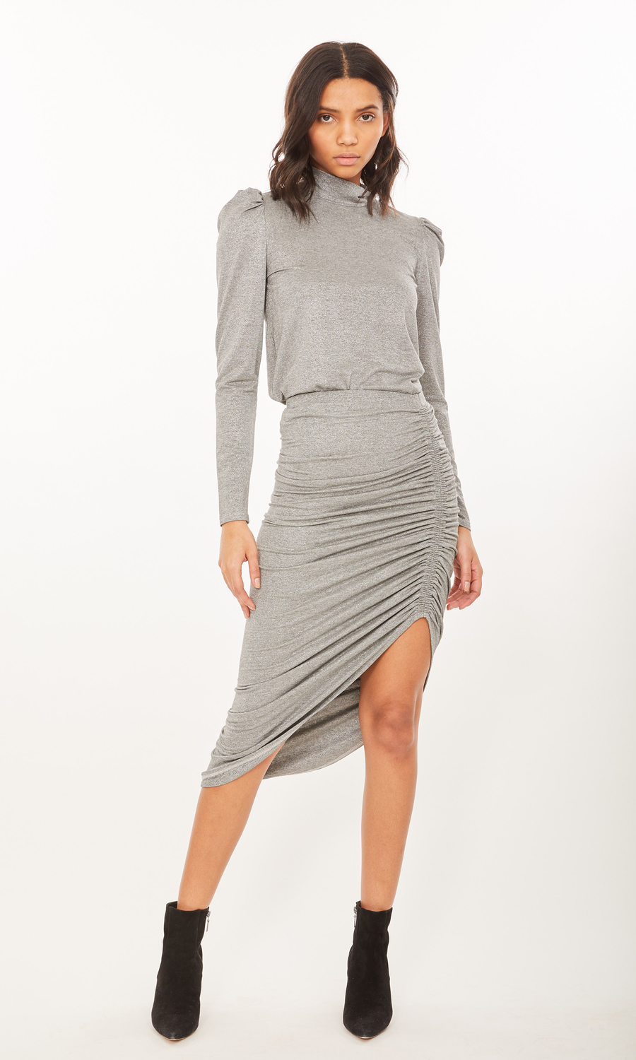 Joy Lurex Skirt