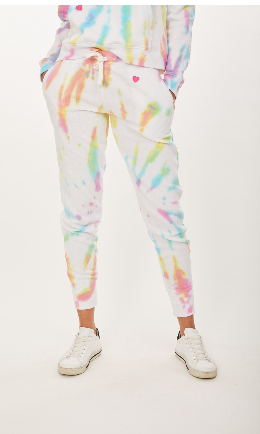 Florence Heart Sweatpants