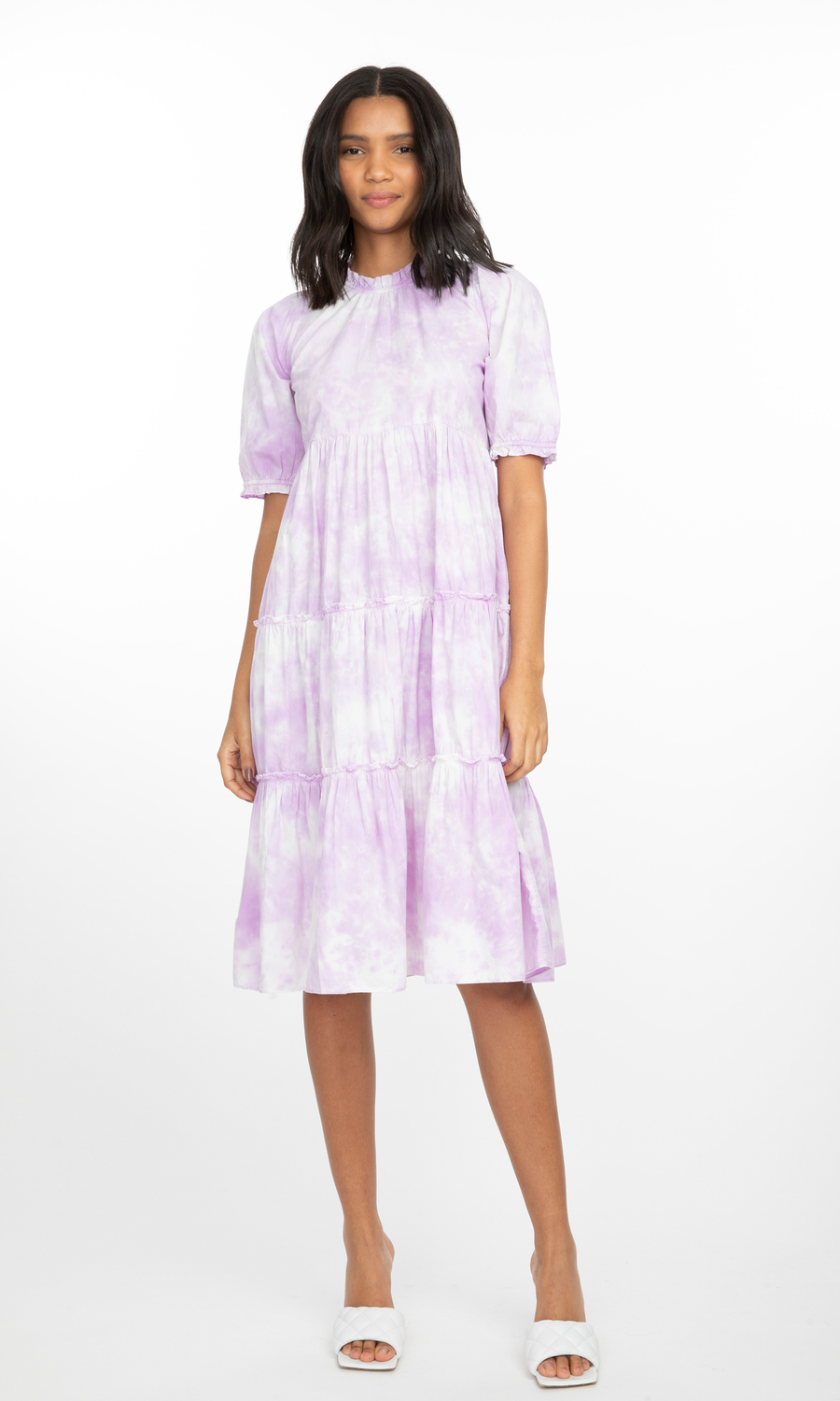 Christie Tie-Dye Dress