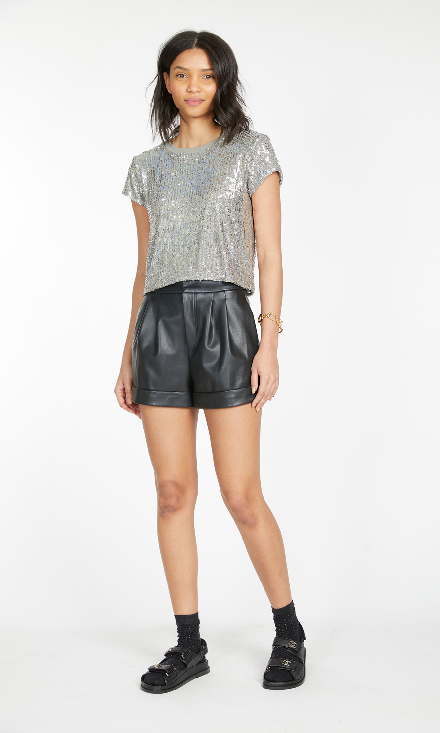 Kai Sequin T-Shirt