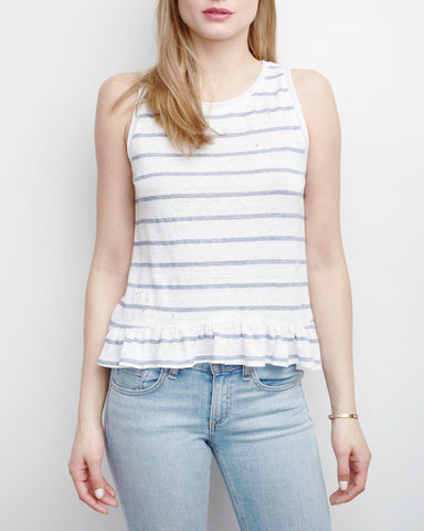 Alice Ruffle Top