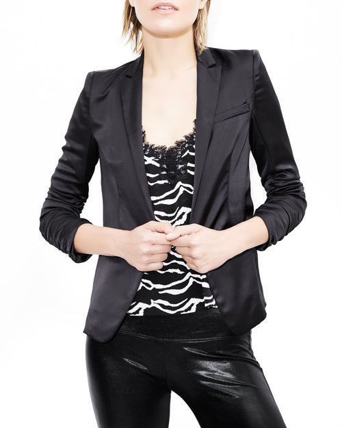 Fabien Blazer Black. Generation Love. NYC Modern Women's Clothing