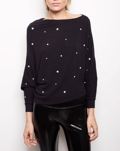 Jenny Pearls Top