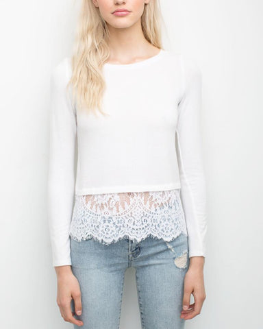 Ellie Double Layer Top