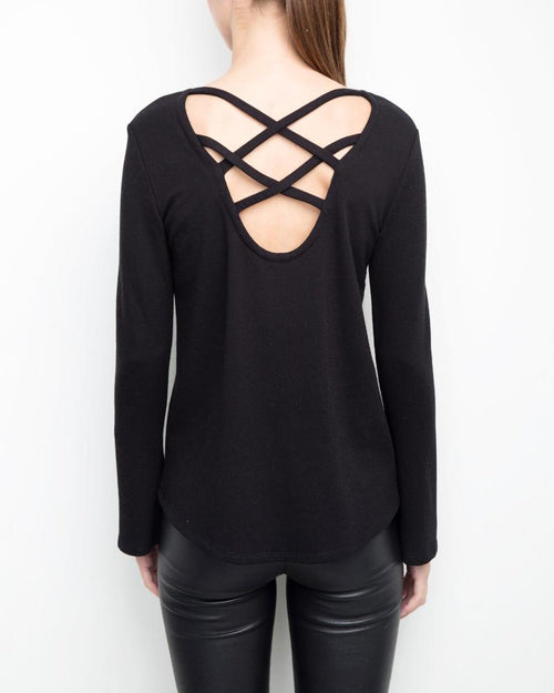 Mimi Criss Cross Top