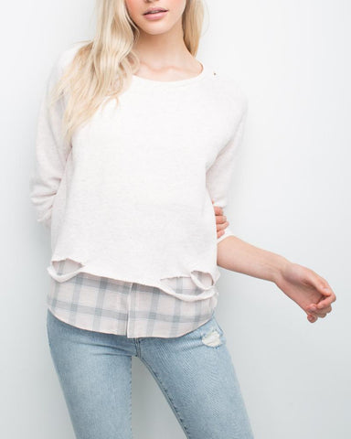 Abigail Peace Sweater