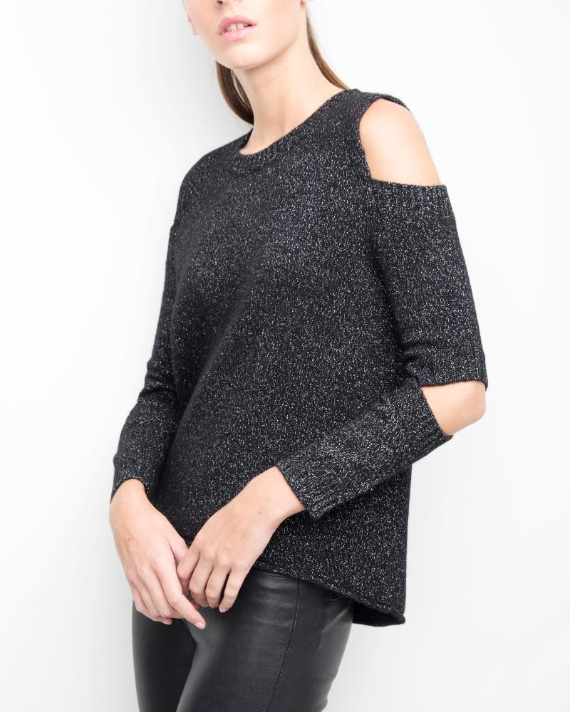 Renata Cut Out Sweater