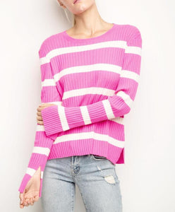 Sadie Stripe Sweater