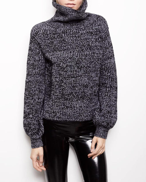 Simone Lace Up Sweater