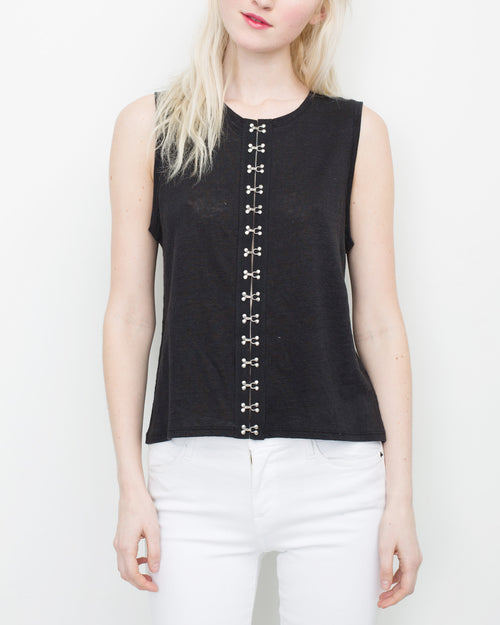 Walt Sleeveless Top