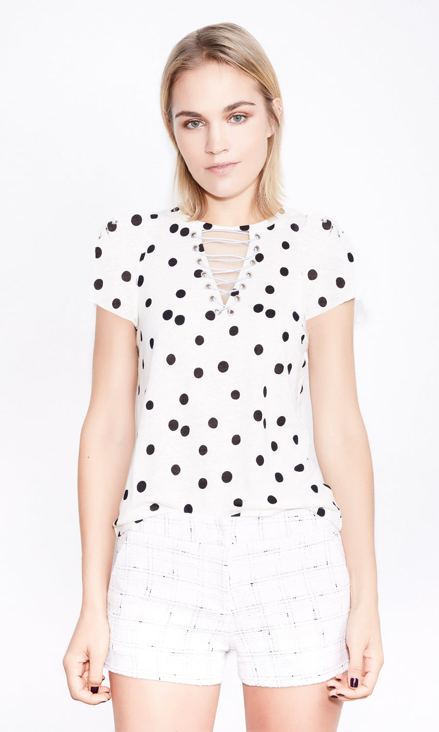 Hugo Polka Dot T-Shirt