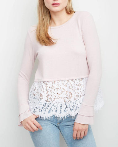 Georgia Ruffle Top