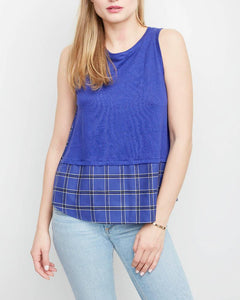 Larissa Double Layer Top