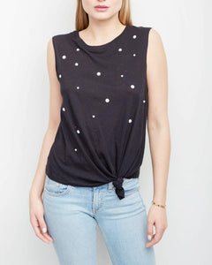 Layla Pearls Top