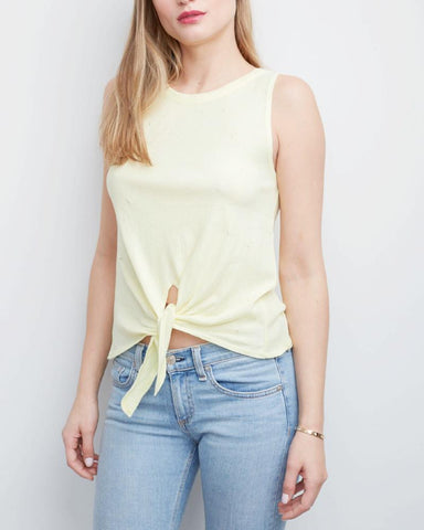 Makenna Cut Out Top