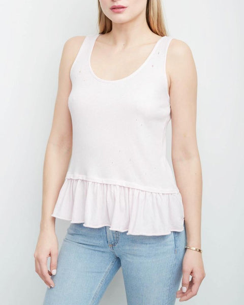 Molly Ruffle Top
