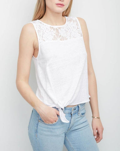Nadine Lace Top