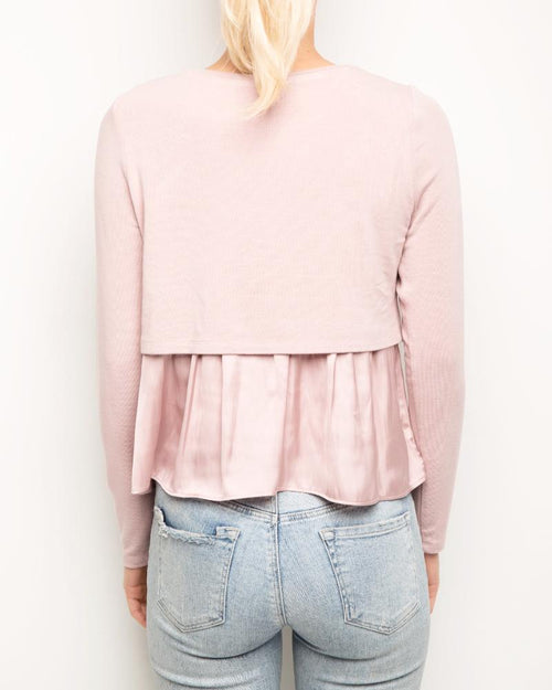 Perry Double Layer Top