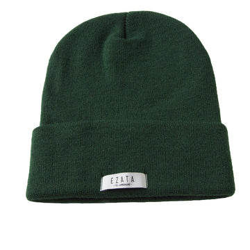ORIGINAL BEANIE - FOREST GREEN