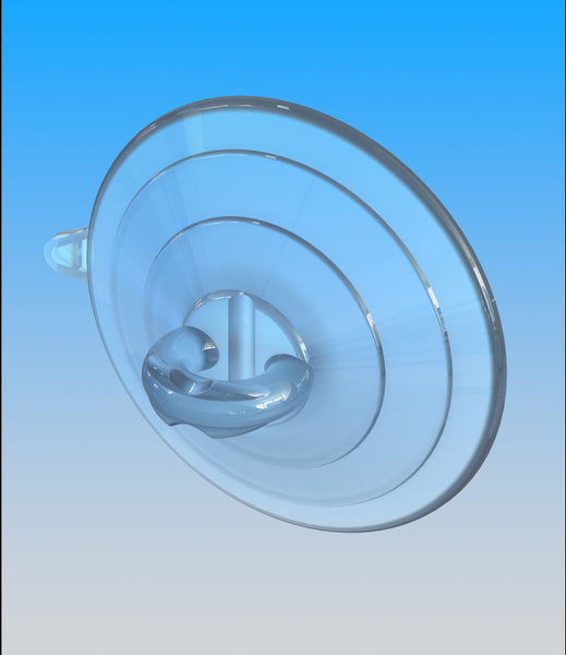 Giant Suction Cup with Loop