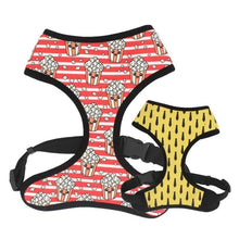 Load image into Gallery viewer, Popcorn Reversible Dog Harness - Waggy Ways