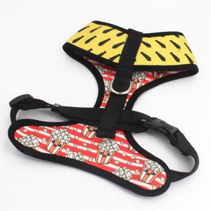 Popcorn Reversible Dog Harness - Waggy Ways