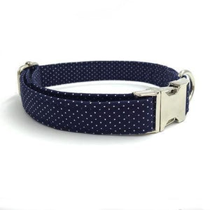 THE BENSON [product_type] Luxury Dog Bow Ties and Collars - Waggy Ways