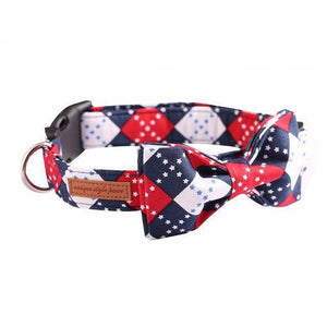 THE CADDY [product_type] Luxury Dog Bow Ties and Collars - Waggy Ways