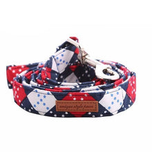 Load image into Gallery viewer, THE CADDY [product_type] Luxury Dog Bow Ties and Collars - Waggy Ways