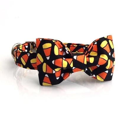 THE HALLOWEEN [product_type] Luxury Dog Bow Ties and Collars - Waggy Ways