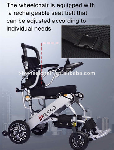 Wheelchair electric wheel chair