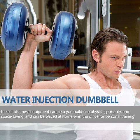 Water-filled Dumbbell Home gym