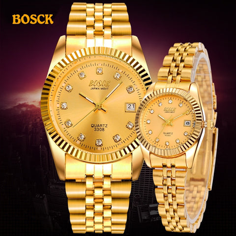 Couples Wrist Watches  luxury brand