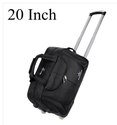 Travel Trolley backpack luggage bag Laptop