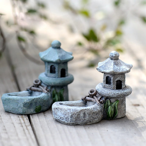 Mini Craft Micro Landscaping Decor DIY Accessories Garden Home Decoration