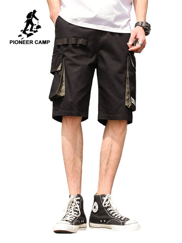 Mens Cargo Shorts Tactical Pockets