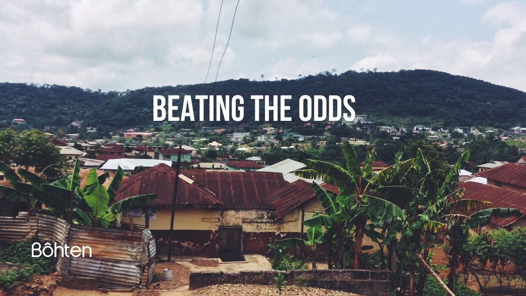 Beating The Odds (COVID-19)