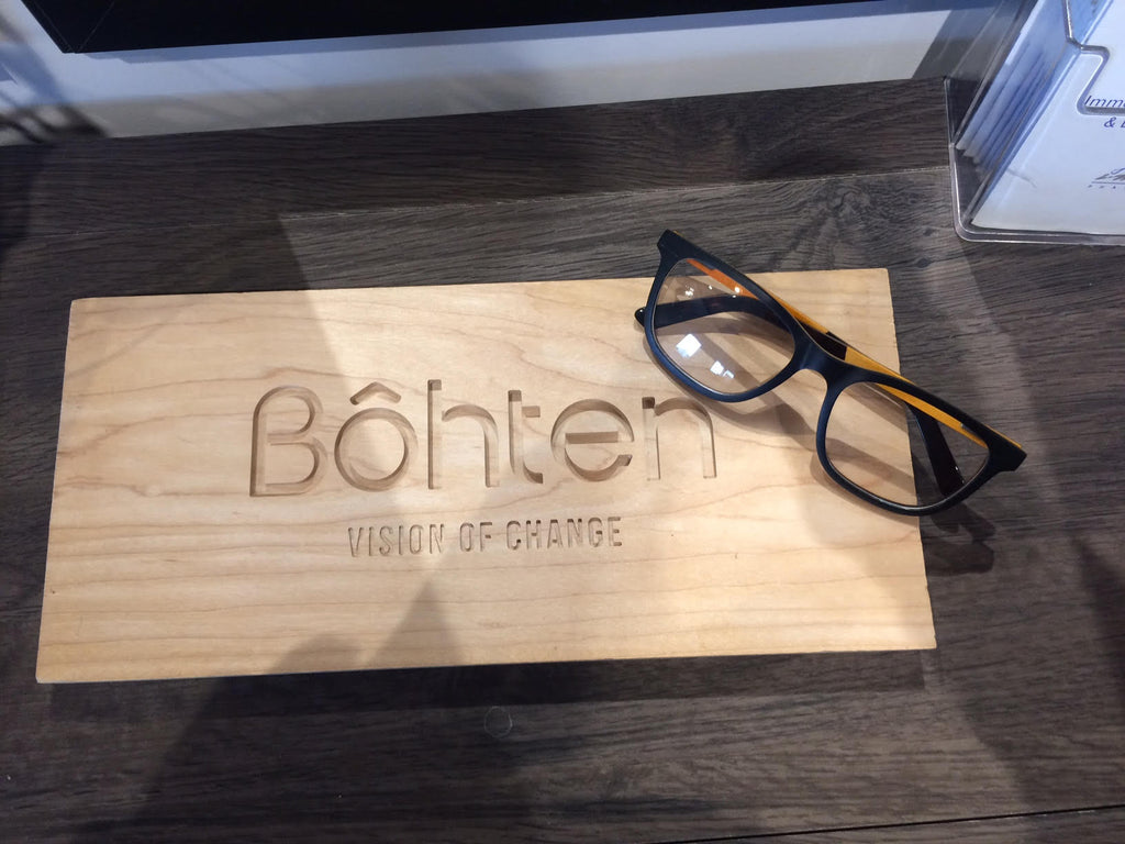 Bôhten & Str8 Eyes Optical