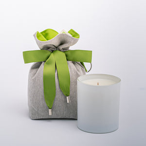 Candle & Bag: Share Light & Love