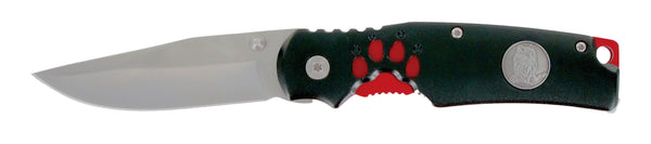 Black Wolf Knife