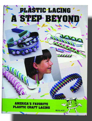 "Plastic Lacing ""A Step Beyond"" Book"