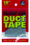 Duct Tape Pocket Pack -18""